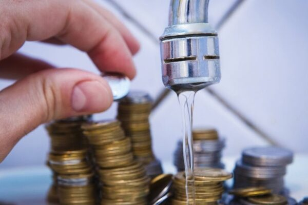 Тарифы на водоотведение